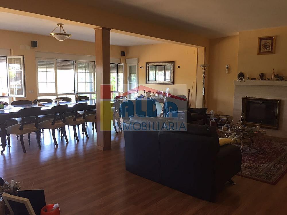 Salón - Chalet en venta en calle El Bosque, Villaviciosa de Odón - 350731635