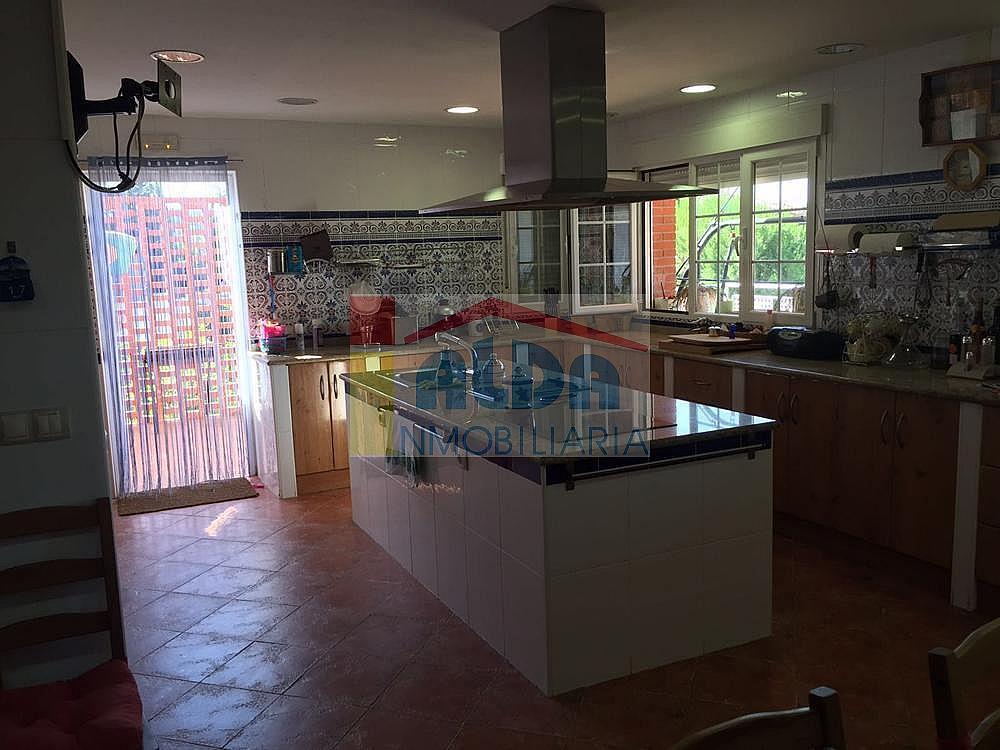 Cocina - Chalet en venta en calle El Bosque, Villaviciosa de Odón - 350731637