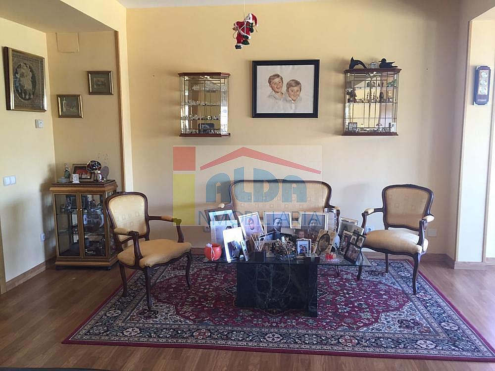 Salón - Chalet en venta en calle El Bosque, Villaviciosa de Odón - 350731640