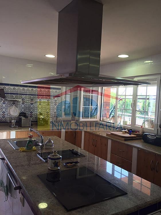 Cocina - Chalet en venta en calle El Bosque, Villaviciosa de Odón - 350731644