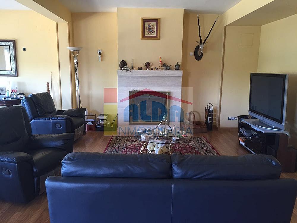 Salón - Chalet en venta en calle El Bosque, Villaviciosa de Odón - 350731651