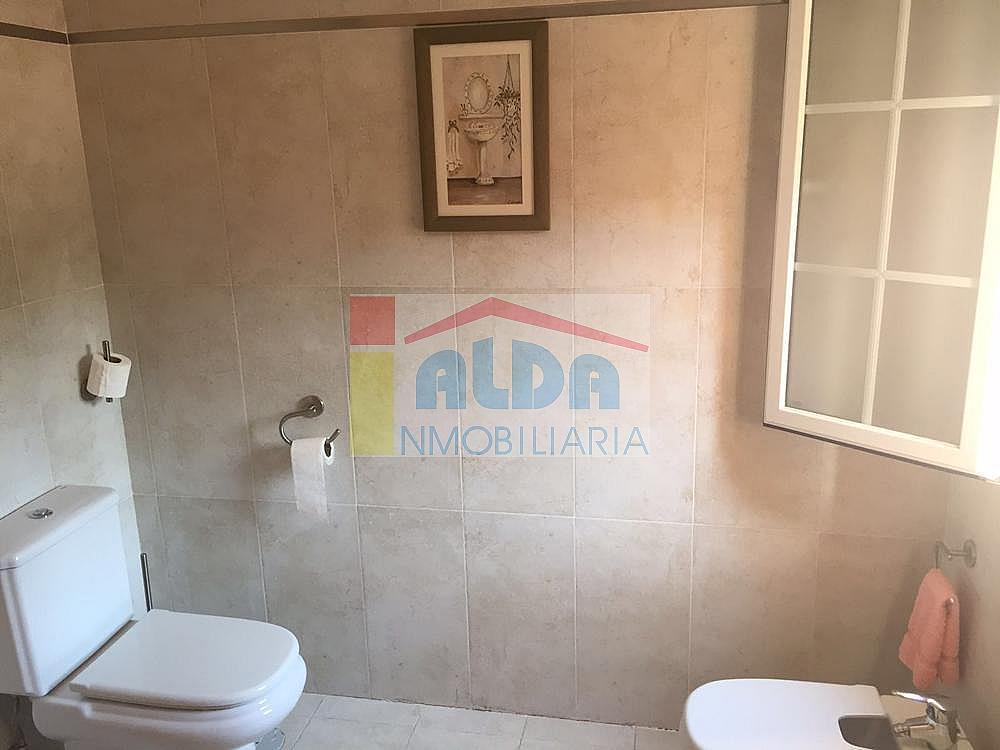 Baño - Chalet en venta en calle El Bosque, Villaviciosa de Odón - 350731707
