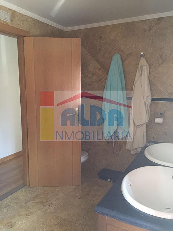 Baño - Chalet en venta en calle El Bosque, Villaviciosa de Odón - 350731752