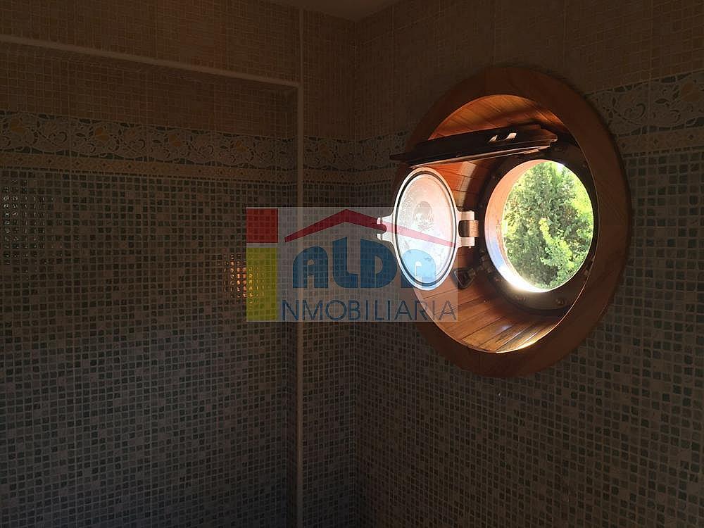 Baño - Chalet en venta en calle El Bosque, Villaviciosa de Odón - 350731783