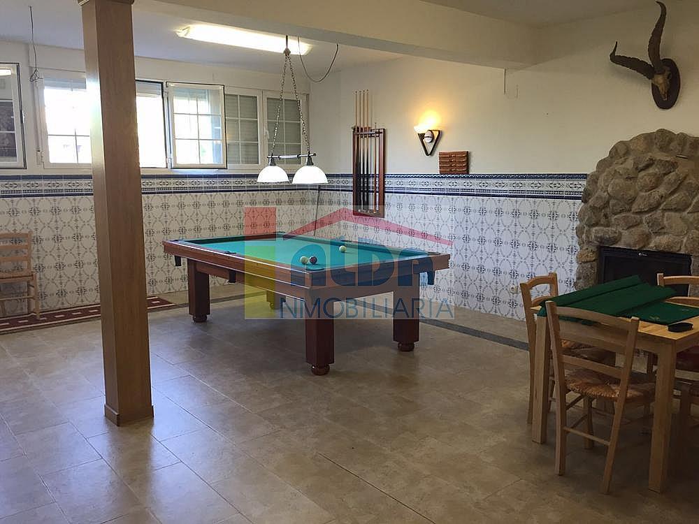 Salón - Chalet en venta en calle El Bosque, Villaviciosa de Odón - 350731817