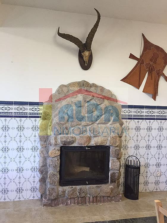 Porche - Chalet en venta en calle El Bosque, Villaviciosa de Odón - 350731833