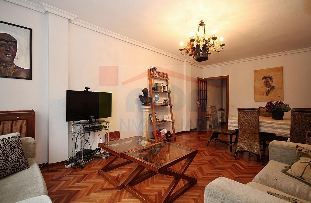 Salón - Piso en alquiler en calle El Castillo, Villaviciosa de Odón - 335219821