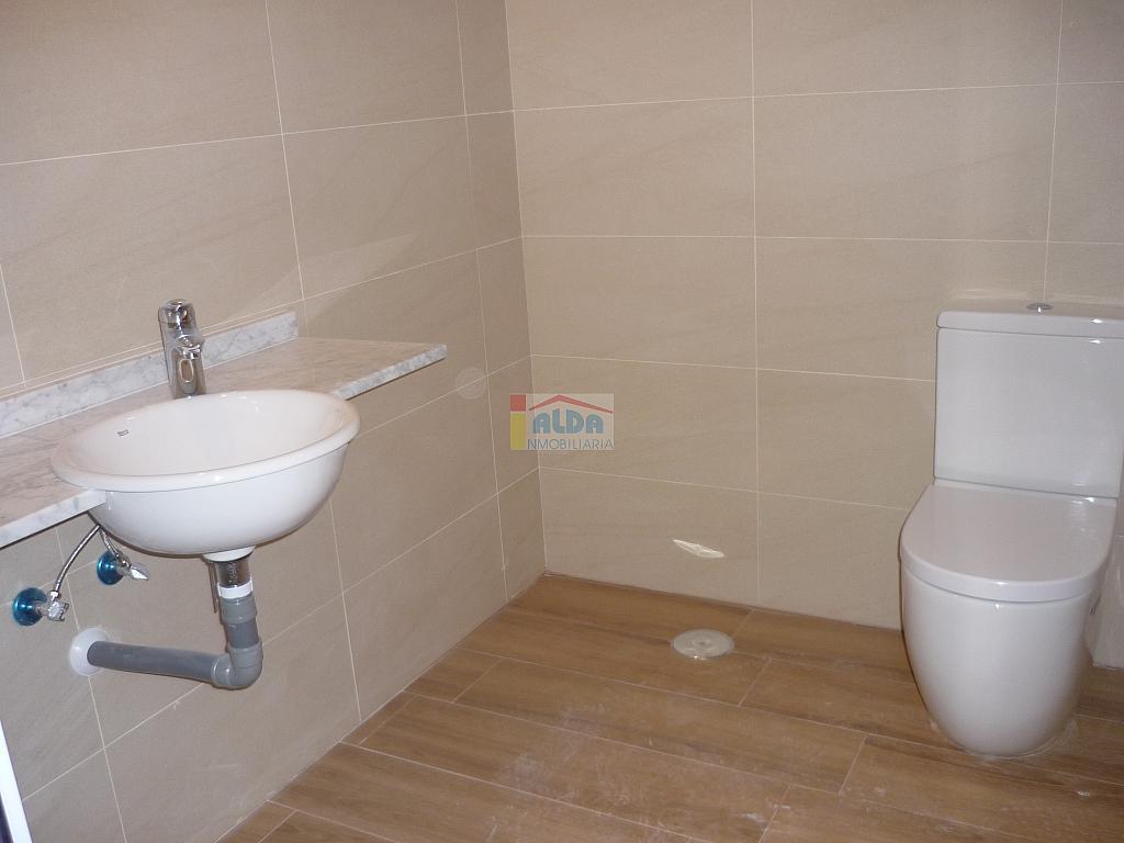 Baño - Piso en alquiler en calle Muy Centrico, Villaviciosa de Odón - 379777199