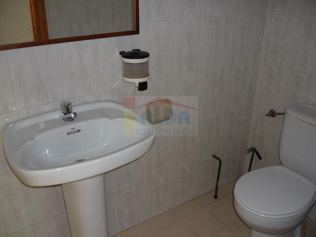 Aseo - Local comercial en alquiler en calle Nuñez Arenas, Villaviciosa de Odón - 132783633
