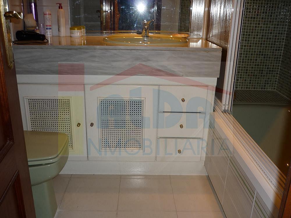 Baño - Piso a compartir en calle Muy Centrico, Villaviciosa de Odón - 205333871