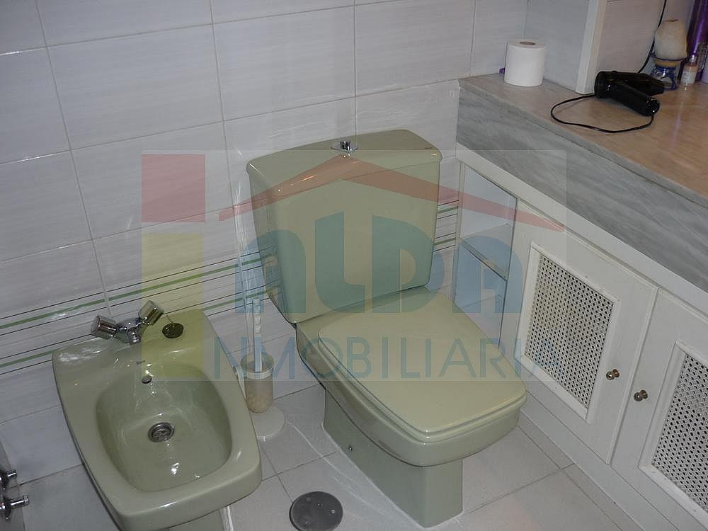 Baño - Piso a compartir en calle Muy Centrico, Villaviciosa de Odón - 205333876