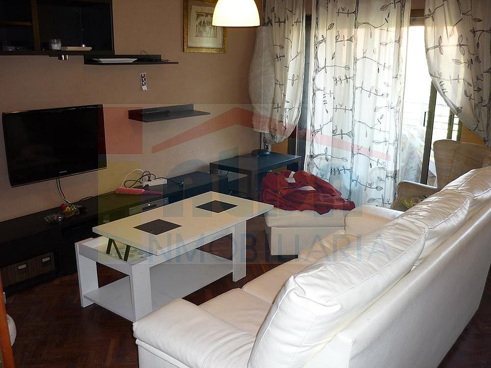 Salón - Piso a compartir en calle Muy Centrico, Villaviciosa de Odón - 205332587
