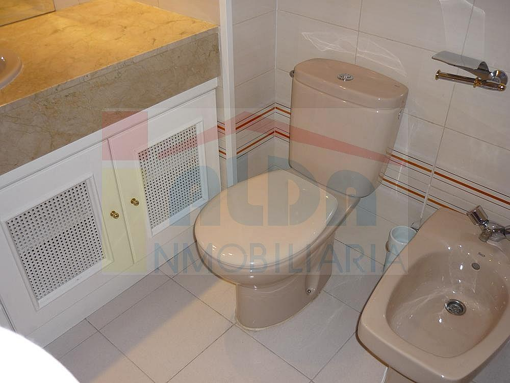Baño - Piso a compartir en calle Muy Centrico, Villaviciosa de Odón - 205334269
