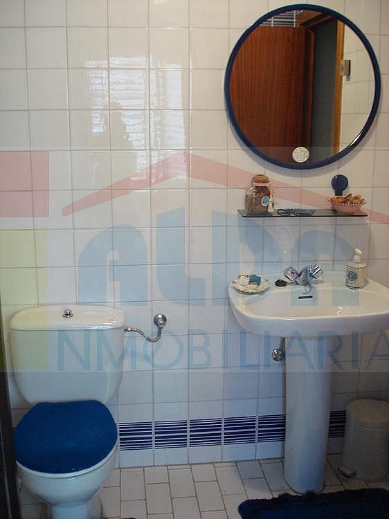 Aseo - Casa adosada en alquiler en calle Centrico, Villaviciosa de Odón - 218942394
