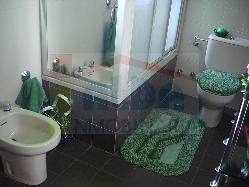 Baño - Casa adosada en alquiler en calle Centrico, Villaviciosa de Odón - 218942401