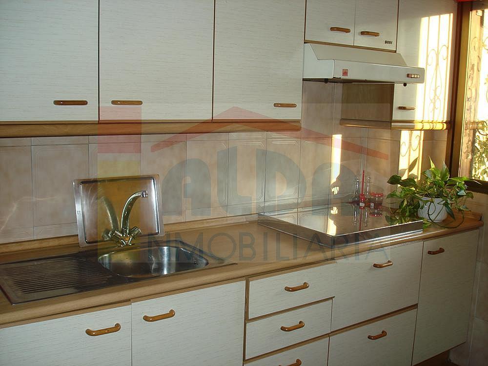 Cocina - Casa adosada en alquiler en calle Centrico, Villaviciosa de Odón - 218942427