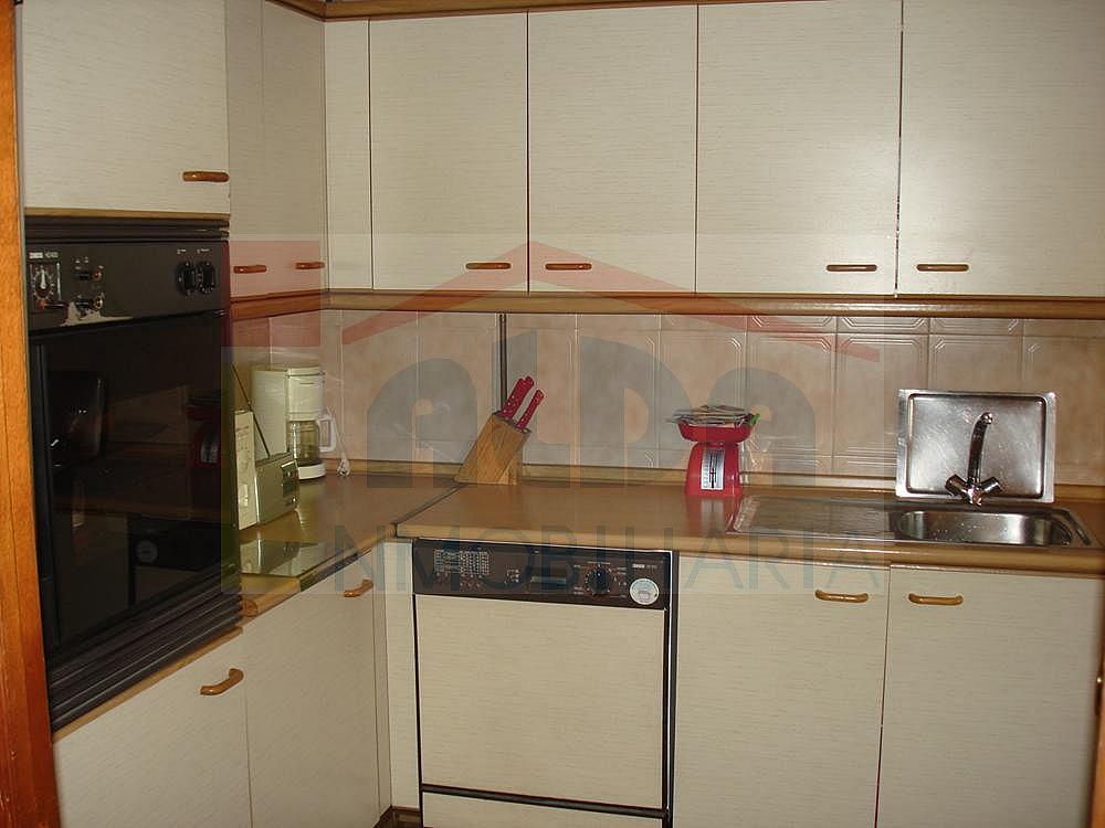Cocina - Casa adosada en alquiler en calle Centrico, Villaviciosa de Odón - 218942430