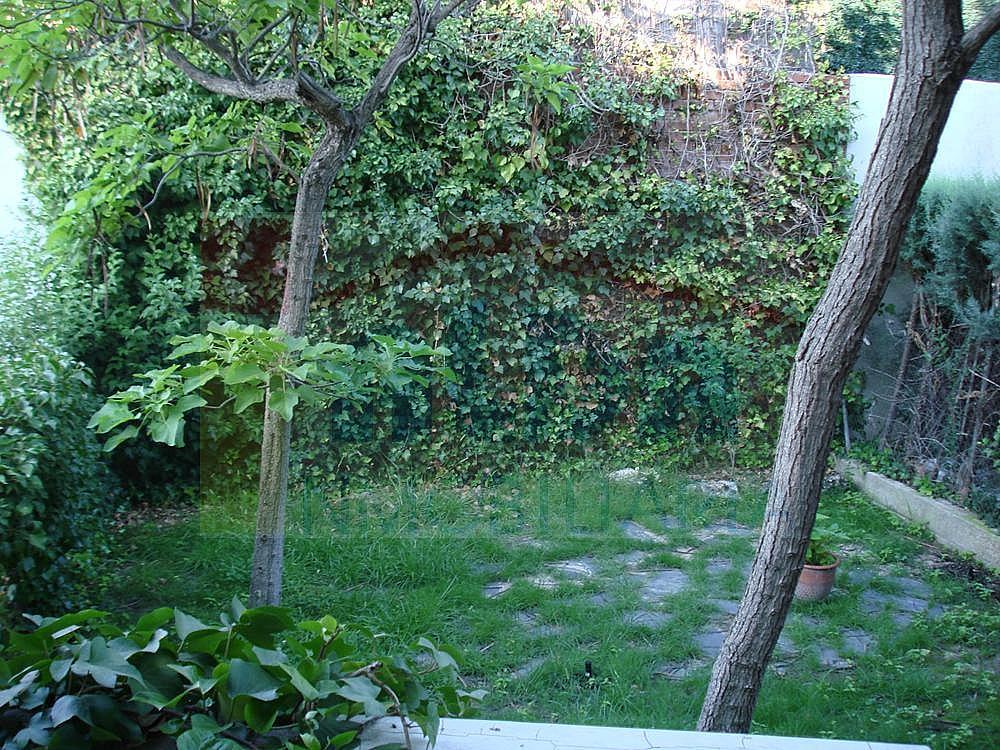 Jardín - Casa adosada en alquiler en calle Centrico, Villaviciosa de Odón - 218942505