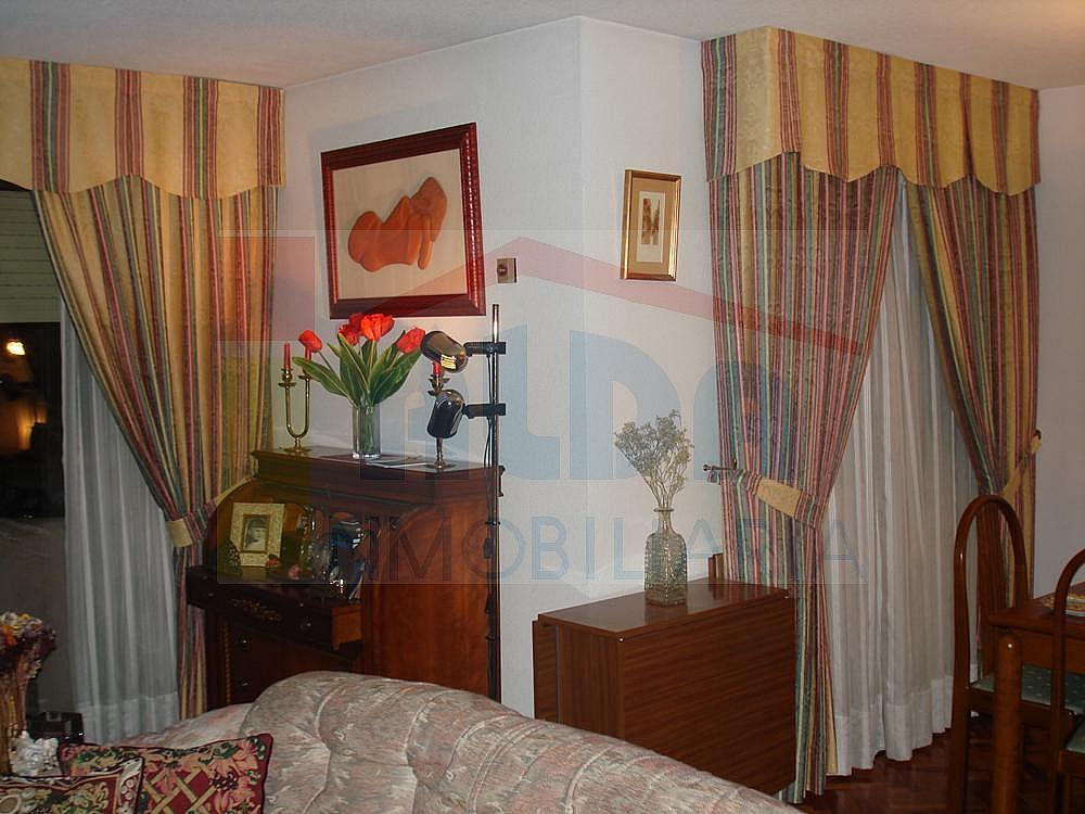 Salón - Casa adosada en alquiler en calle Centrico, Villaviciosa de Odón - 218942515