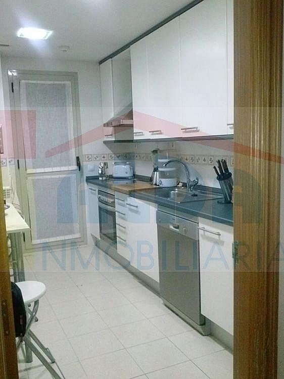 Cocina - Dúplex en alquiler en calle Campodon, Villaviciosa de Odón - 222858625