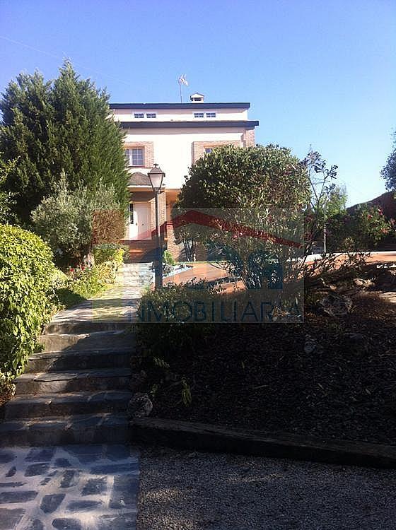 Jardín - Chalet en alquiler en calle El Bosque, Villaviciosa de Odón - 227938616