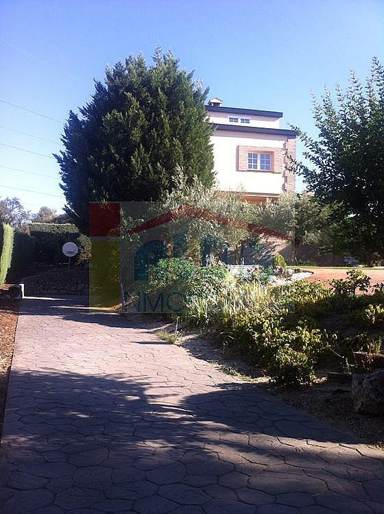 Jardín - Chalet en alquiler en calle El Bosque, Villaviciosa de Odón - 227938622