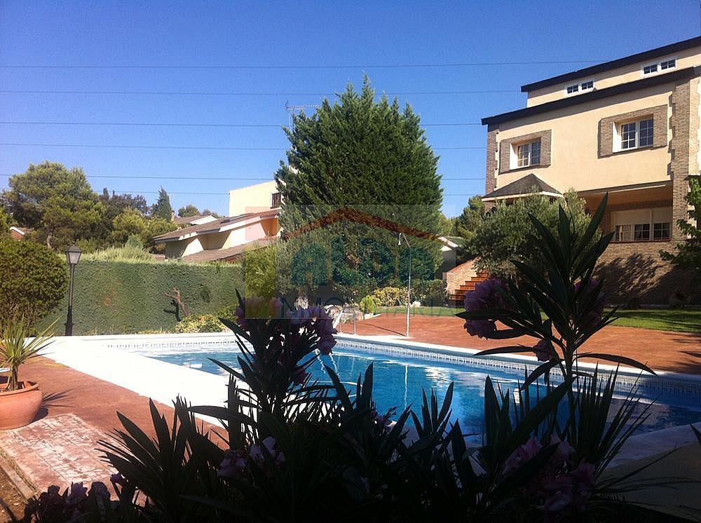 Fachada - Chalet en alquiler en calle El Bosque, Villaviciosa de Odón - 227938632