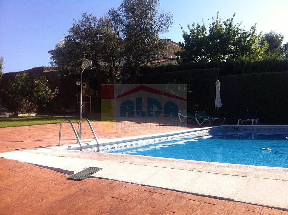 Piscina - Chalet en alquiler en calle El Bosque, Villaviciosa de Odón - 227938643