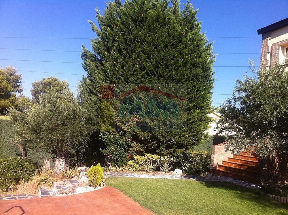 Jardín - Chalet en alquiler en calle El Bosque, Villaviciosa de Odón - 227938652