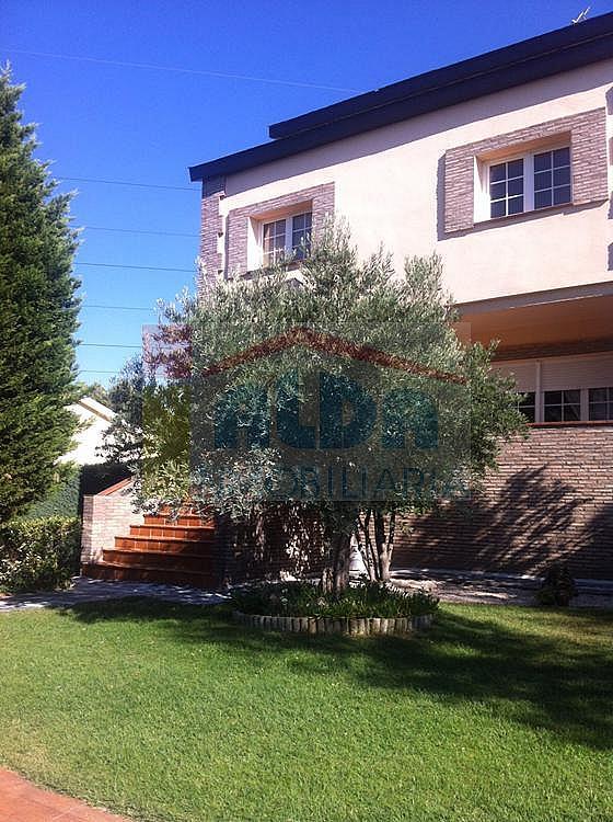Fachada - Chalet en alquiler en calle El Bosque, Villaviciosa de Odón - 227938654