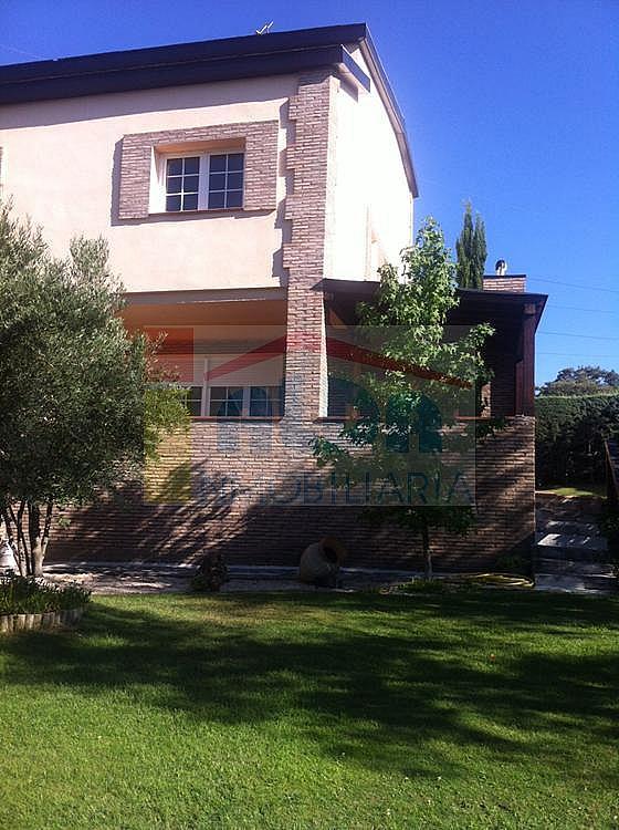 Fachada - Chalet en alquiler en calle El Bosque, Villaviciosa de Odón - 227938659