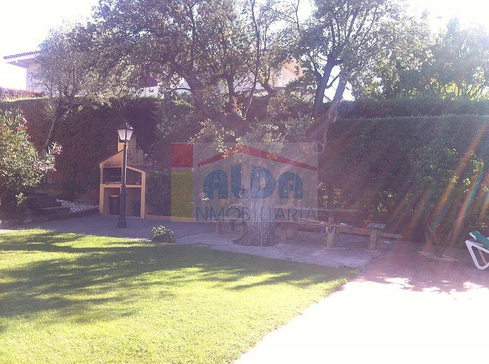 Jardín - Chalet en alquiler en calle El Bosque, Villaviciosa de Odón - 227938678