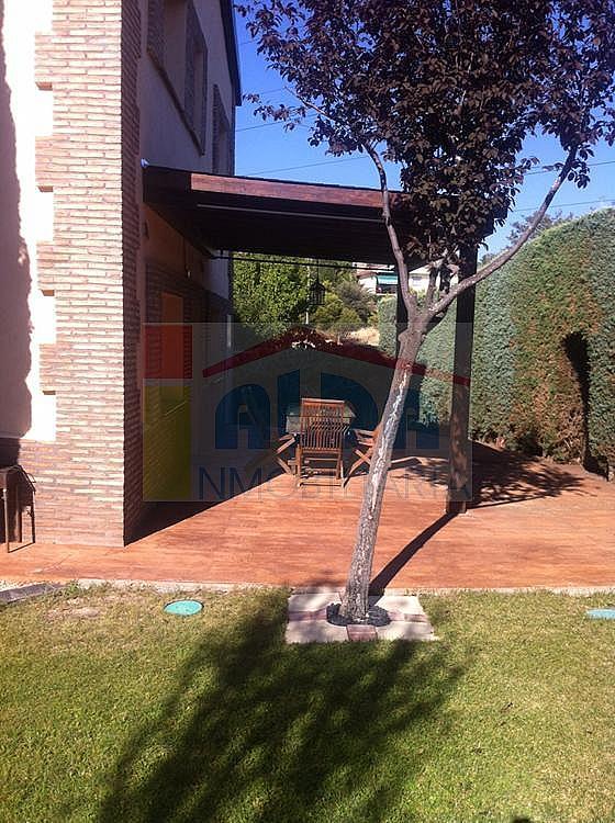 Jardín - Chalet en alquiler en calle El Bosque, Villaviciosa de Odón - 227938683