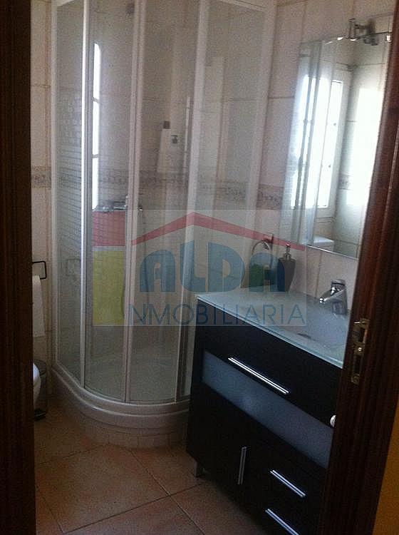 Baño - Chalet en alquiler en calle El Bosque, Villaviciosa de Odón - 227938689