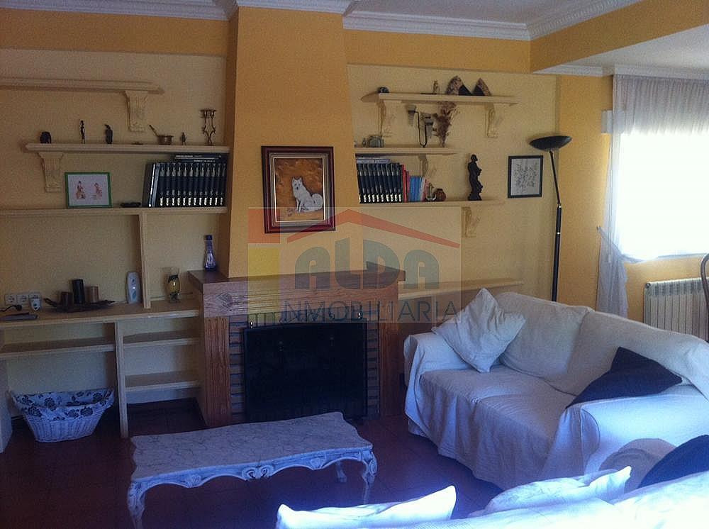 Salón - Chalet en alquiler en calle El Bosque, Villaviciosa de Odón - 227938697