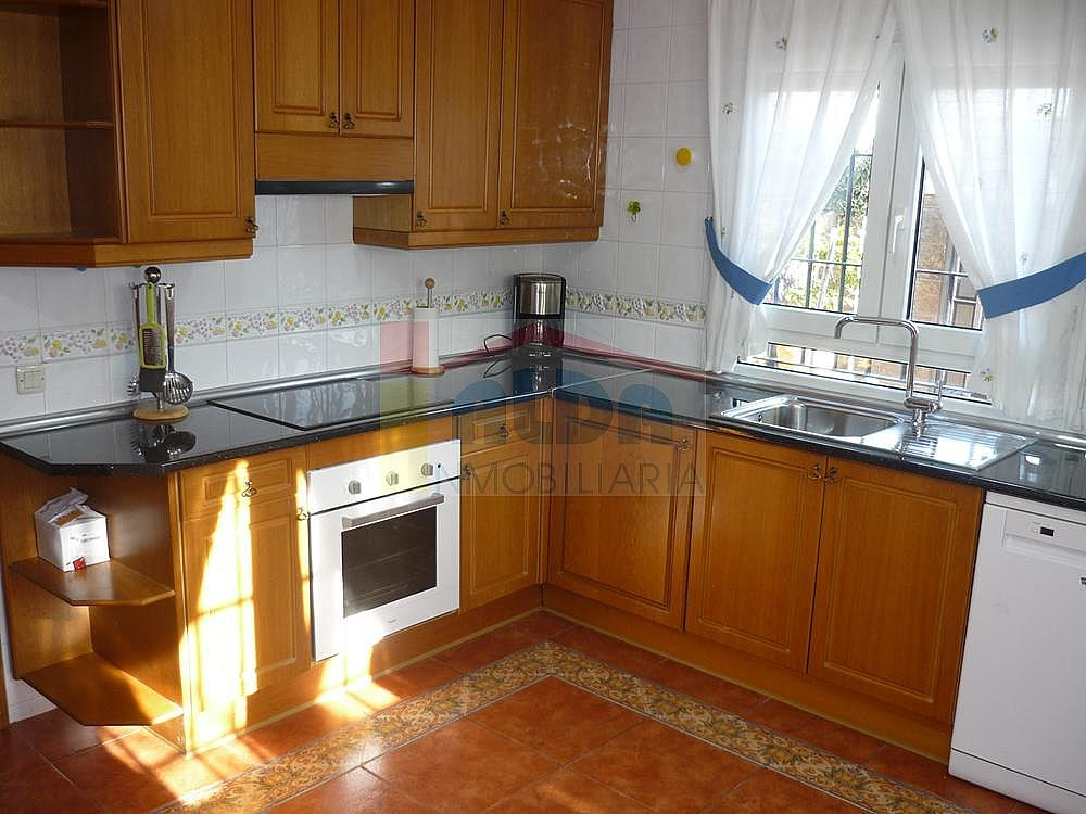 Cocina - Casa pareada en alquiler en calle Campodon, Villaviciosa de Odón - 237245041