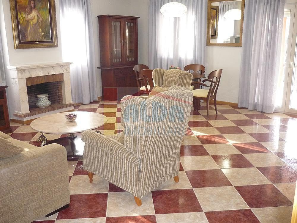 Salón - Casa pareada en alquiler en calle Campodon, Villaviciosa de Odón - 237245050