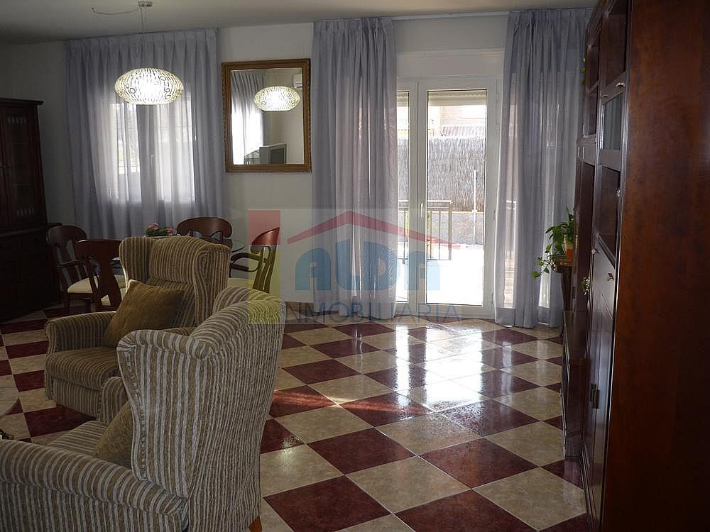Salón - Casa pareada en alquiler en calle Campodon, Villaviciosa de Odón - 237245053