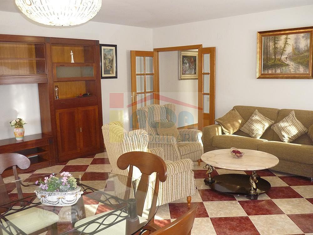 Salón - Casa pareada en alquiler en calle Campodon, Villaviciosa de Odón - 237245063