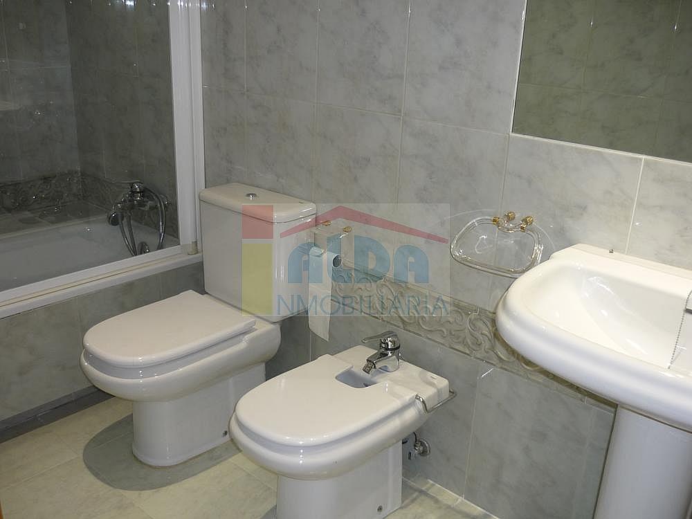 Baño - Casa pareada en alquiler en calle Campodon, Villaviciosa de Odón - 237245089