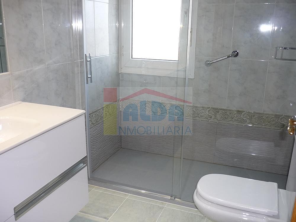 Baño - Casa pareada en alquiler en calle Campodon, Villaviciosa de Odón - 237245116