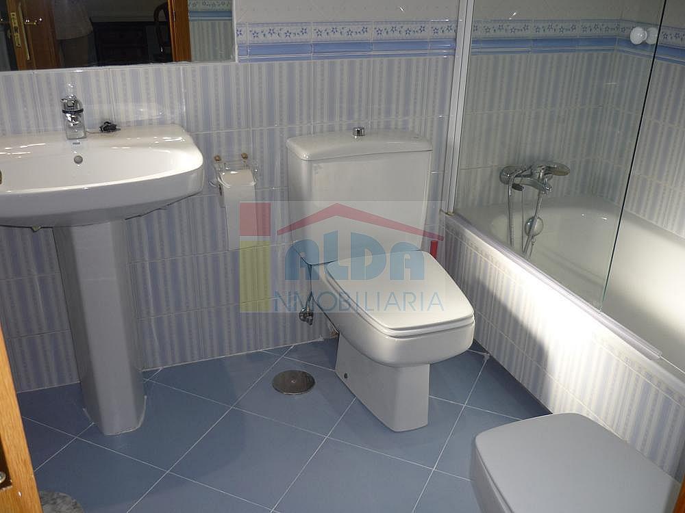 Baño - Casa pareada en alquiler en calle Campodon, Villaviciosa de Odón - 237245157