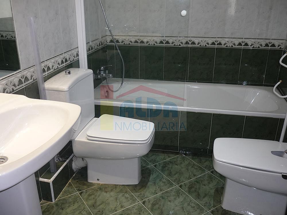 Baño - Casa pareada en alquiler en calle Campodon, Villaviciosa de Odón - 237245173
