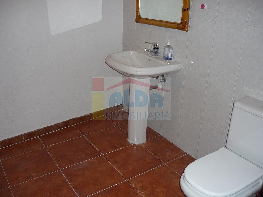 Aseo - Casa pareada en alquiler en calle Campodon, Villaviciosa de Odón - 237245202