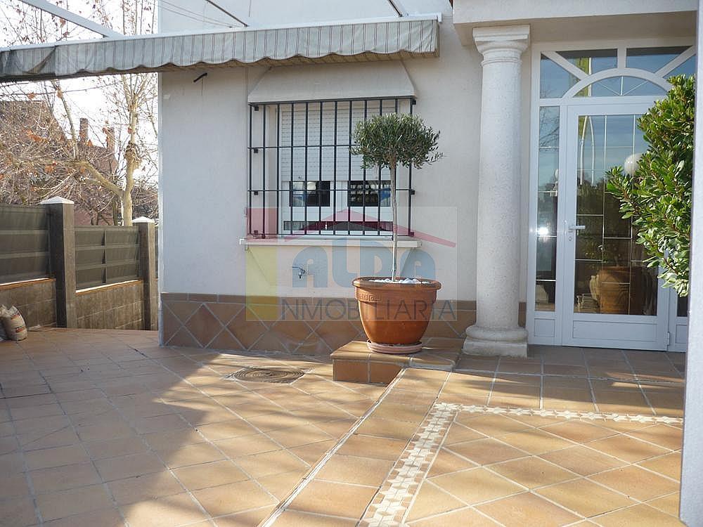 Fachada - Casa pareada en alquiler en calle Campodon, Villaviciosa de Odón - 237245213