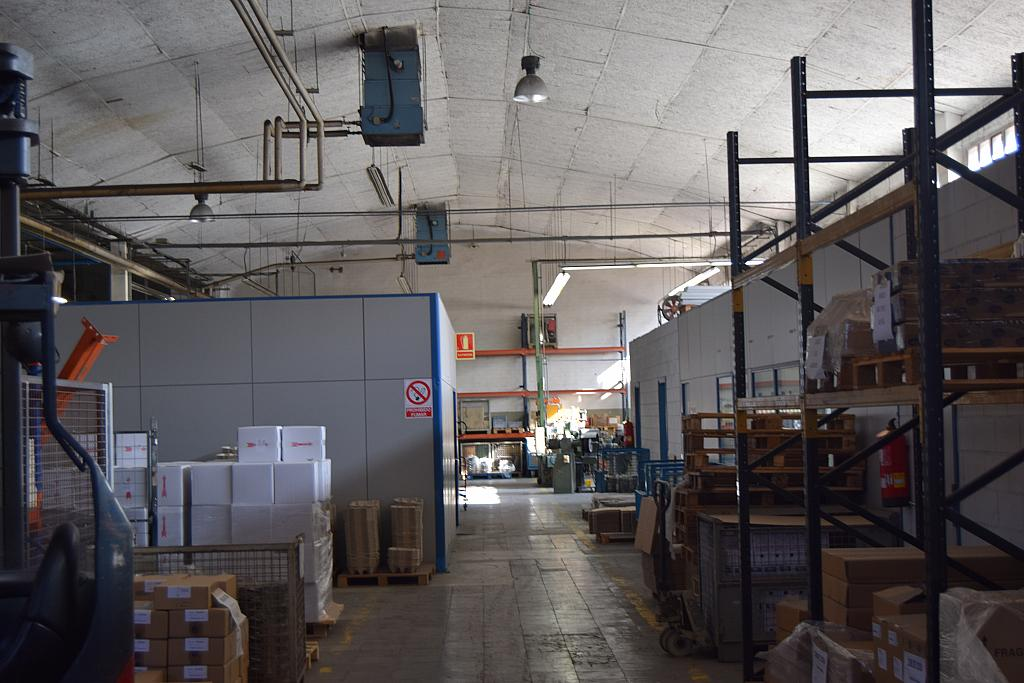 Planta baja - Nave en alquiler en La Solana en Sant Andreu de la Barca - 245211280