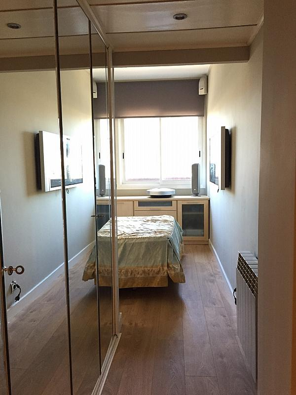 Dormitorio - Piso en alquiler en Sant Ramon-La Maternitat en Barcelona - 245396128