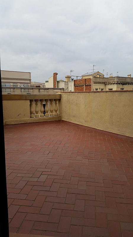 Terraza - Oficina en alquiler en Eixample dreta en Barcelona - 258847533