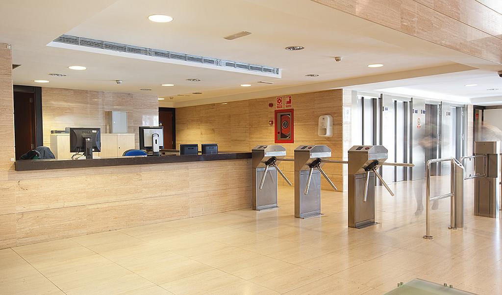 Vestíbulo - Oficina en alquiler en Eixample dreta en Barcelona - 263174115