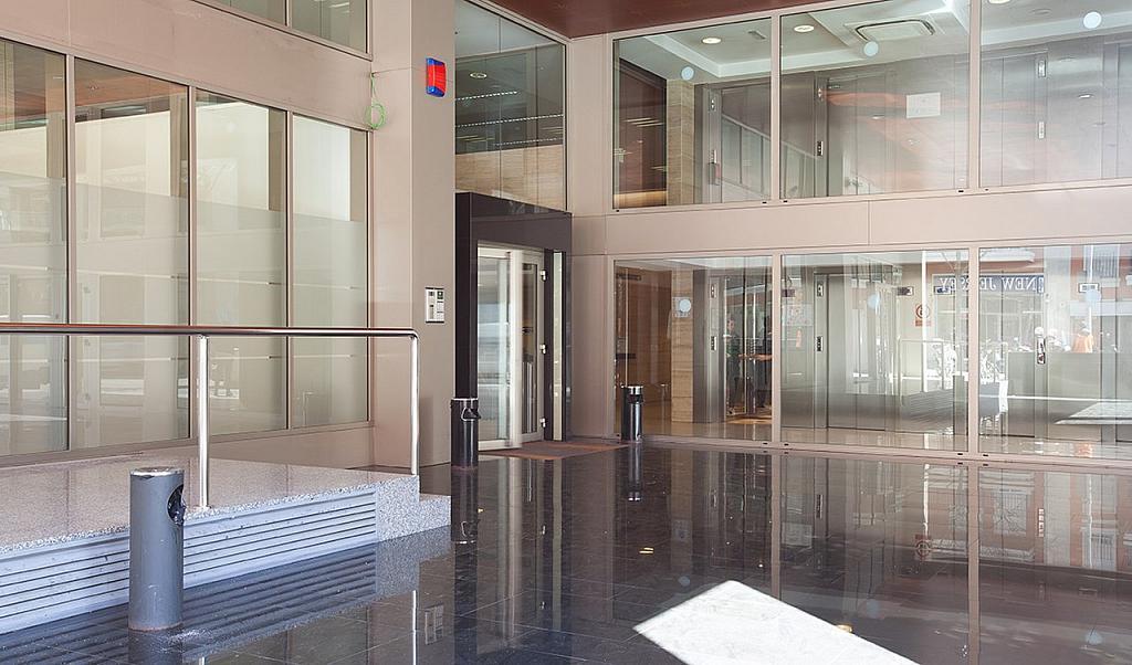 Vestíbulo - Oficina en alquiler en Eixample dreta en Barcelona - 263174118